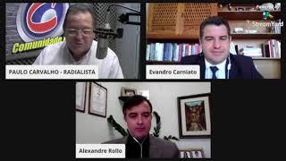 Dr Alexandre Rollo fala sobre ética em campanha eleitoral