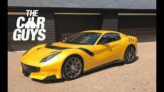 My INCREDIBLE F12 TDF flat out and LOUD!