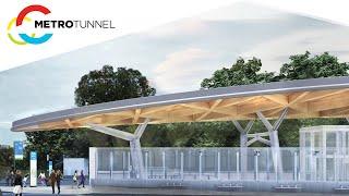 Anzac Station to be a world class transport hub