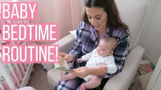 BABY BEDTIME ROUTINE | Hayley Paige
