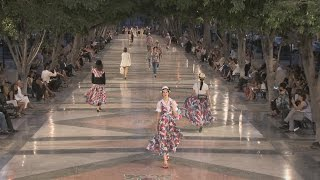 Cruise 2016/17 CHANEL Show In Cuba