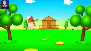 Менің шөжелерім | Казахские детские песни | Chicken Song in Kazakh