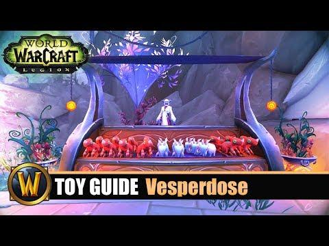 """[WOW] Spielzeug Guide #70 Vesperdose """"Teufelssaurier"""""""