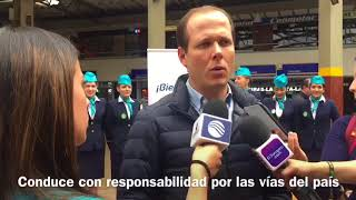 Miniatura Video VIDEO RECOMENDACIONES PUENTE SAN PEDRO Y SAN PABLO