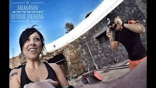 Outdoor Fitness Training with HarAnanda | Ireland's Personal Trainer in Tenerife