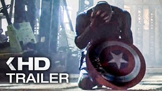 "THE FALCON AND THE WINTER SOLDIER ""Who Gets Captain Americas Shield?"" NEW Trailer (2021)"