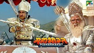 अभिमन्यु और भीष्म का युद्ध | महाभारत (Mahabharat) | B. R. Chopra | Pen Bhakti