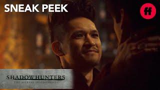 Shadowhunters | Season 3, Episode 10 Sneak Peek: Magnus Tells Alec He Is Going To Edom | Freeform