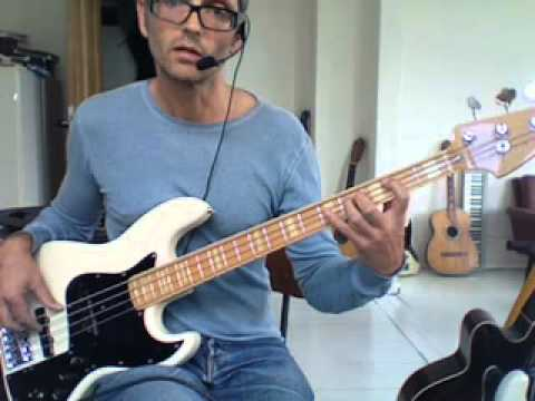 Blues Walking Bass Lesson