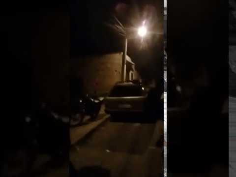 Tiros no bairro São Sebastião em Barra Mansa/RJ