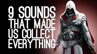 9 Game Sounds That Made You Collect ALL THE THINGS - dooclip.me