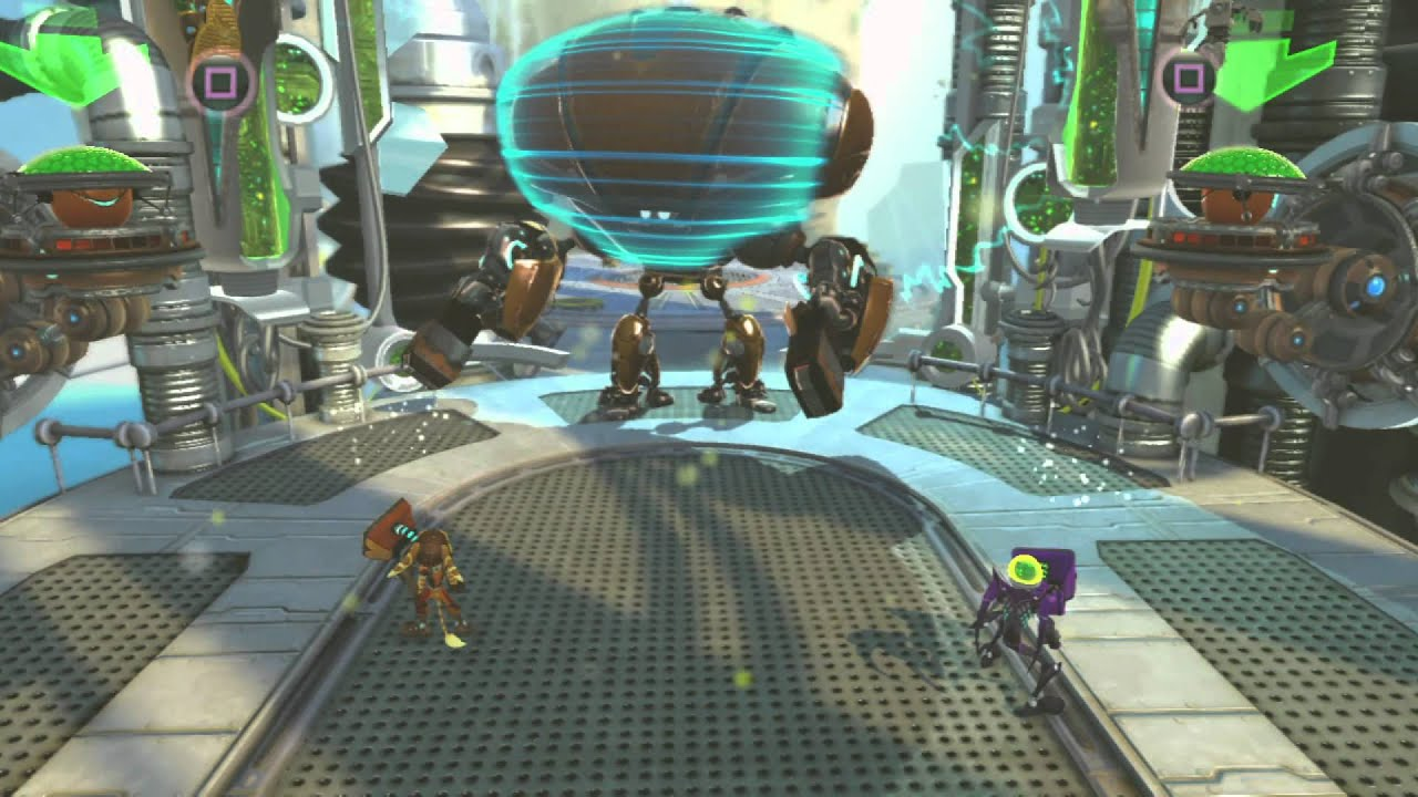 Work Together To Survive These Big Ratchet & Clank: All 4 One Co-Op Moments