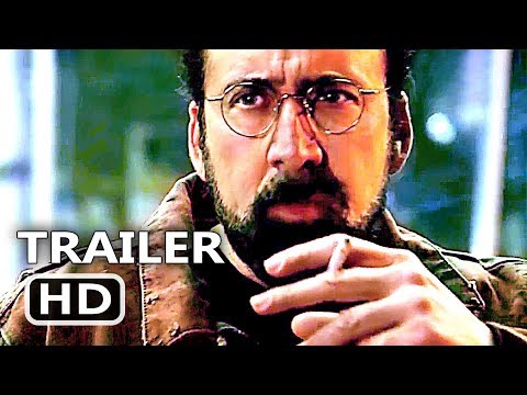 LOOKING GLASS Official Trailer (2018) Nicolas Cage Movie HD