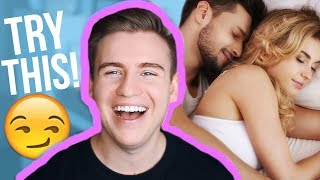 How To Make ANY Guy Want To Cuddle With You! (works every time)