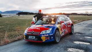 I Bought A Rally Car! [And Drove 1,500 Miles To Scandinavia]