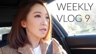WEEKLY VLOG #9 | 我的新发色、家传烧排骨做法、无敌好吃的酸辣粉!!!