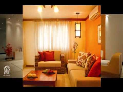 Orange Living Room Design Mp3