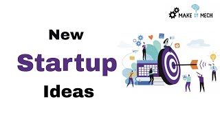 Creative New Startup Ideas | Most Unique New startups | Bunch of startup Ideas