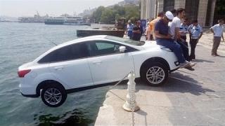 Смотреть онлайн Подборка аварий: Машины без тормозов