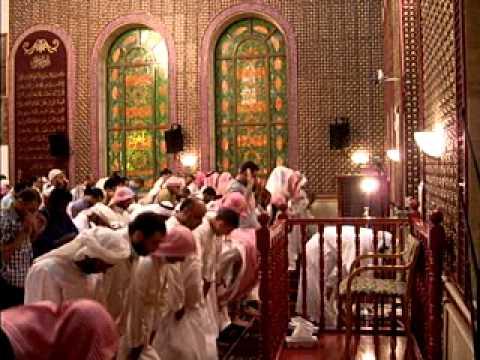 أحمد العجمي صلاة التراويح 25 رمضان 1431  2010 جزء2