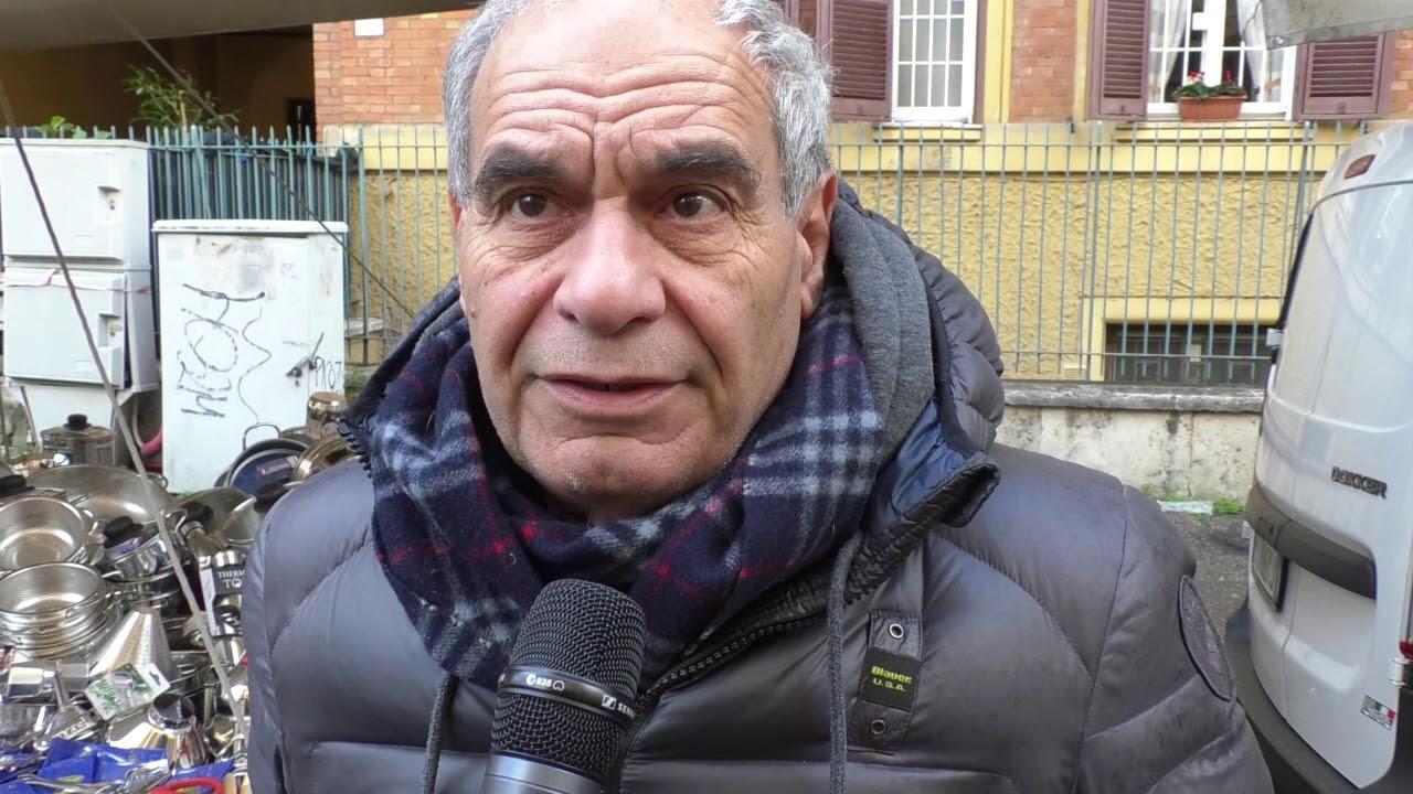 Il Comune di Roma impone lo stop alle bancarelle