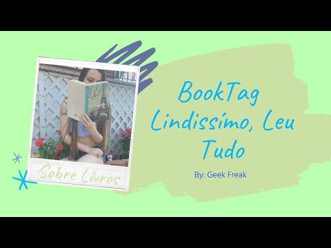 Lindíssimo, Leu Tudo | BookTag | Eduda