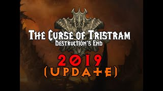 2019 The Curse of Tristram Update (LIVE) Hello!