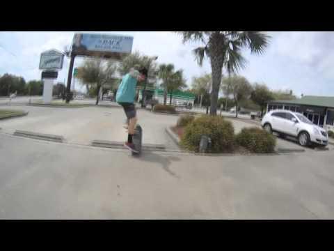 Street Skating in Murrells Inlet