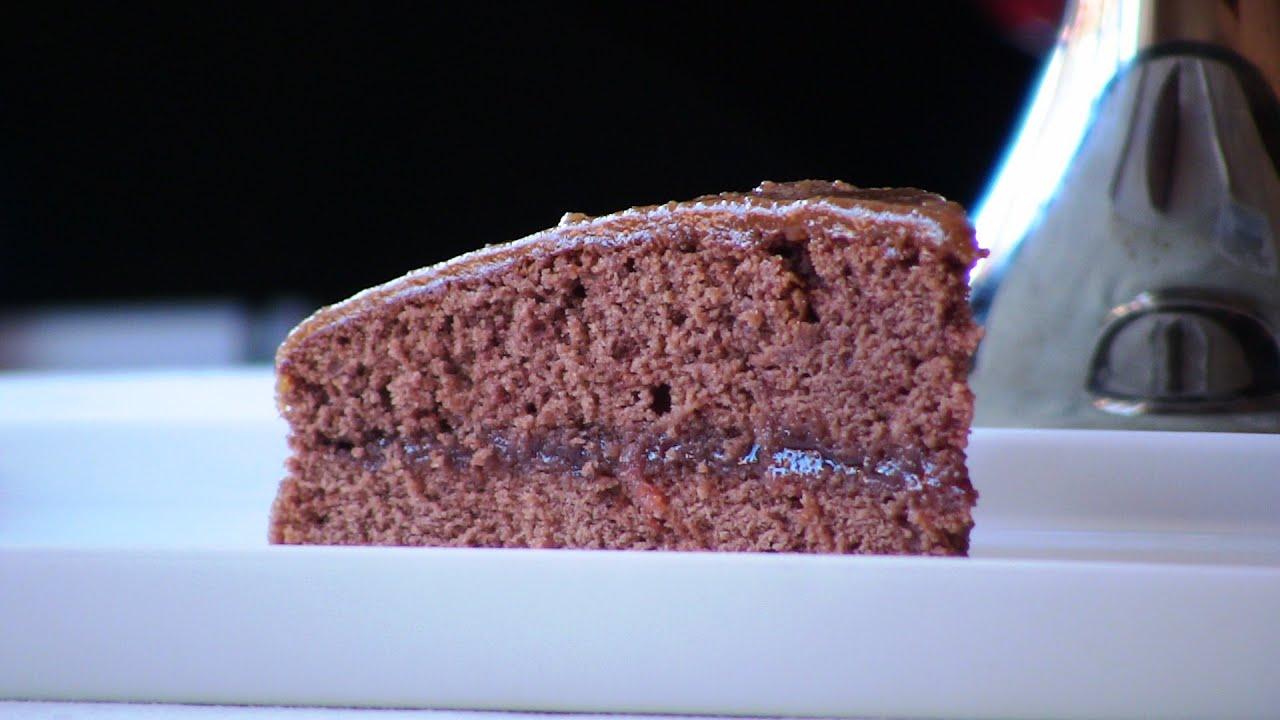 Tarta de chocolate | Javier Romero