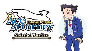 A Cornered Heart 2016 (OST Ver) - Ace Attorney: Spirit Of Justice Music
