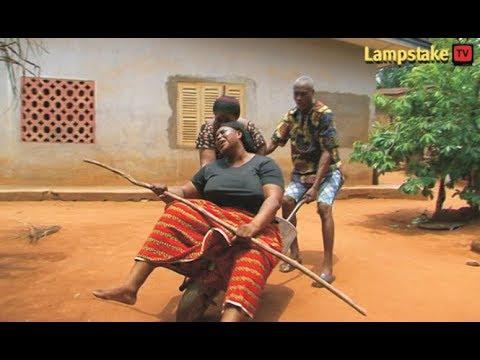 INNOCENT BLIND MOTHER.  Nigerian Nollywood Latest Movie