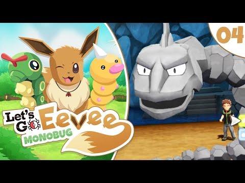 Pokémon Let's Go Eevee MonoBUG Let's Play! - Episode #4 -