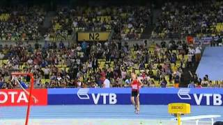 Thomas van der Plaetsen - Daegu 2011 - Long jump, Hight jump, Pole Vault