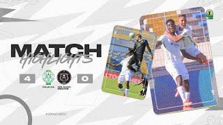 CAF CC | Quart de finale Retour : Raja CA 4 – 0 Orlando Pirates