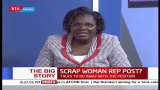 The Big Story: Talks to do away with the woman rep position