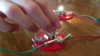 Energy: Is a Parallel Circuit Better Than a Series Circuit - Lesson 16