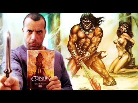 Todos os contos de CONAN no livro e nas HQs (segundo livro) | PN Extra #113