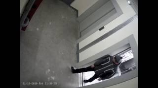 Телепортация в лифте