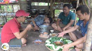 CHÁO CUA ĐỒNG món ăn dân dã Miền Tây    Hội Ngộ Miền Tây - Tập 36