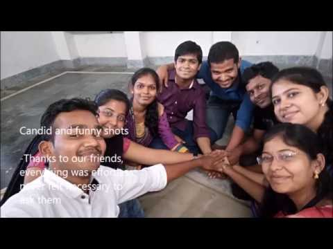 The four year mashup- A tale of some friends from Apex Institute of Technology and Management