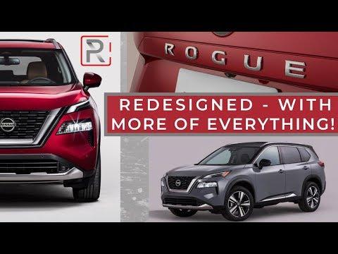 2021 Nissan Rogue – Redline: First Look