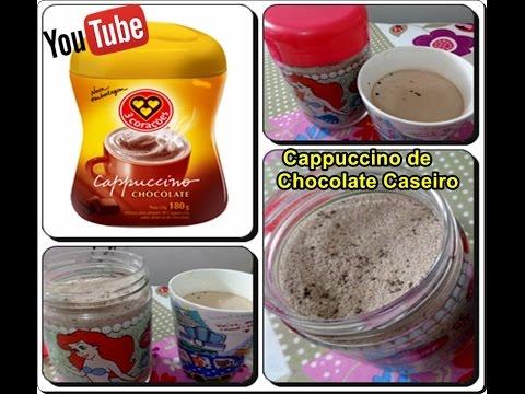 Capuccino de Chocolate