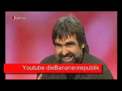 22.11.2011 Schlapphüte und Geheimnisse! bis neulich Dienstag Volker Pispers! die Bananenrepublik