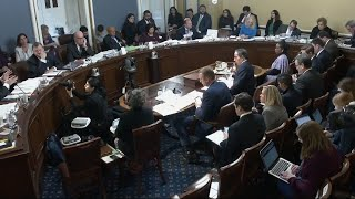 WATCH: House Rules Committee on whether Trump was allowed sufficient defense in impeachment probe