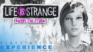 Ein Rückblick und eine Vorschau auf LIFE IS STRANGE: Before the Storm ★ PlayStation Experience