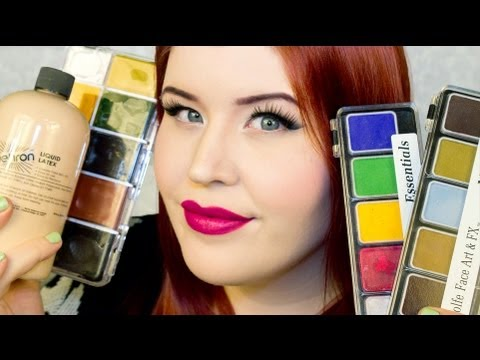 WHAT THE KIT?! Beginner Special FX Makeup Kit