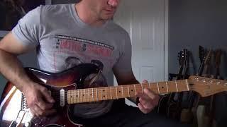 Jimi Hendrix 1983... (A Merman I Should Turn To Be) Guitar Lesson