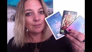 Daily psychic tarot reading 5th December 2017. Faith, trust and a little bit of pixie dust