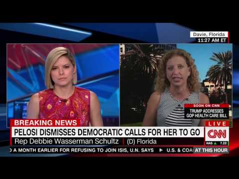 Former DNC Chair Praises Pelosi For Obstruction – Proud That Congress Is In Gridlock