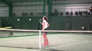 Lauren Watson Steele Tennis Smart